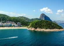 Leme Sugarloaf Rio Helicopter